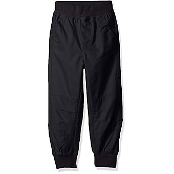 Eddie Bauer Big Boys' Twill Pant (More Styles Available), Navy-AHGE, 12