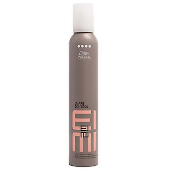 Wella EIMI Shape Control Hair Styling Mousse 300ml Extra Control Hold Level 4