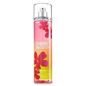 (2 Pack) Bath & Body Works Cherry Blossom Fine Fragrance Mist 8 oz/236 ml