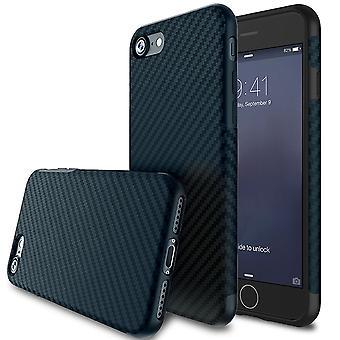 Textured carbon fibre iphone 5s case