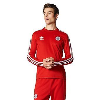 Adidas Bayern Jersey AZ1226 universell hele året menn t-skjorte