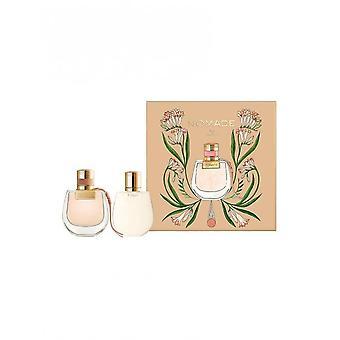 Chloe Nomade Giftset Eau de parfum 50 ml + Body lotion 100 ml