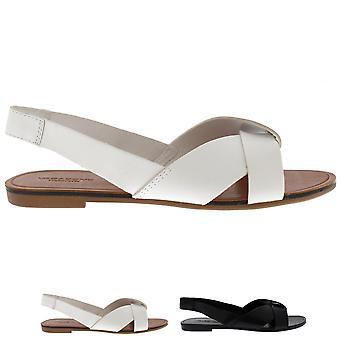 Womens Vagabond Tia Work Leather Fashion Beach Holiday Summer Sandals