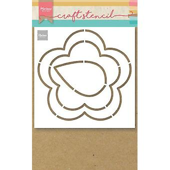 Marianne Design Craft Stencil Buttercup Ps8053 149x149mm