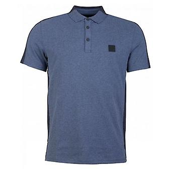 BOSS Pevided Contrast Panel Polo Shirt