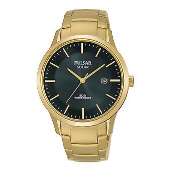Relógio masculino Pulsar Solar PX3162X1