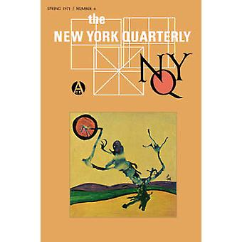 The New York Quarterly Number 6 by Packard & William