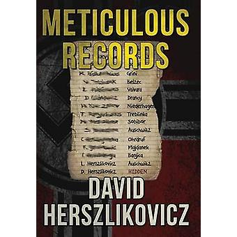 Meticulous Records by Herszlikovicz & David