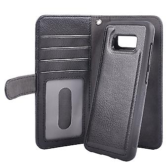 TOP Wallet Case Samsung Galaxy S8 removable shell