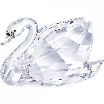 Figura de cristal de cisne pequeño Swarovski