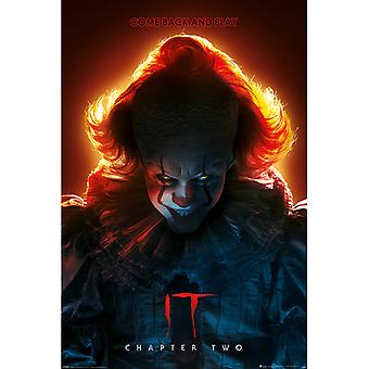 IT Chapter Two Come Back and Play Maxi Poster