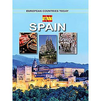 Spain by Dominic J Ainsley - 9781422239919 Book