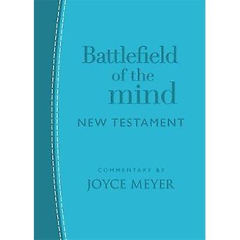 Battlefield of the Mind New Testament (Arcadia Blue Leather) by Joyce