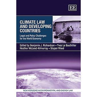 Ley climática y países en desarrollo - Desafíos jurídicos y políticos para