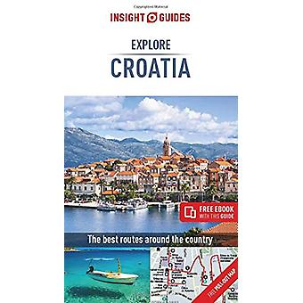 Insight Guides Explore Croatia (Travel Guide with Free eBook) by Insi