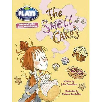 Julia Donaldson Plays the Smell of the Cakes (lime) (BUG CLUB)