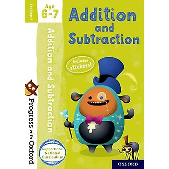 Progress with Oxford Addition and Subtraction Age 67