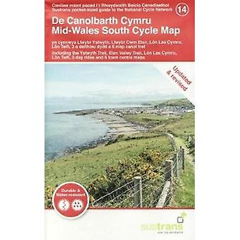 MidWales South Cycle Map