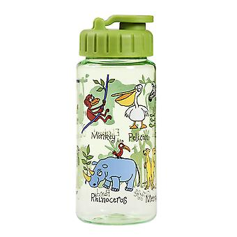 Tyrrell Katz Jungle Drinking Bottle with straw