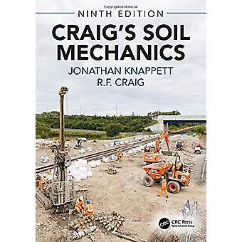 Craig's Soil Mechanics by Jonathan Knappett - 9781138070066 Book