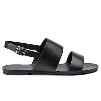 Vagabond tia zwarte sandalen vrouwen zwart