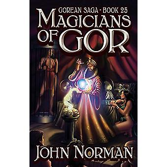 Magicians of Gor by John Norman - 9781497644915 Book