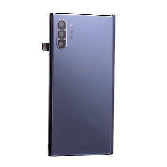 Genuine Samsung Note 10 Plus - SM-N975 - Back Cover - Aura Black - GH82-20588A