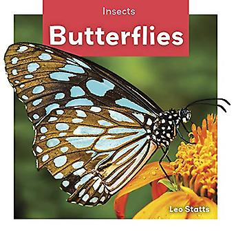 Butterflies by Leo Statts - 9781641856522 Book