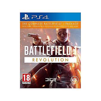 בשדה הקרב 1 מהדורת המהפכה PS4