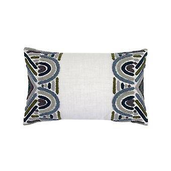 Bambury Armanda Cushion Bluestone