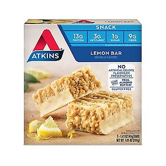Atkins Snack Bar Limon