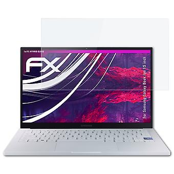 atFoliX 2x Screen Protector compatible with Samsung Galaxy Book Ion 15 inch clear