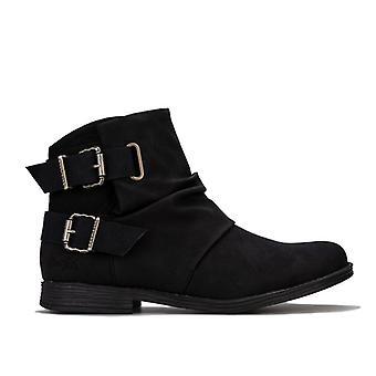 Women's Blowfish Malibu Remixy Boots in Black