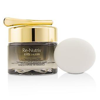 Estee Lauder Re-Nutriv Ultimate Diamond Transformative Thermal Ritual Massage Mask 50ml/1.7oz