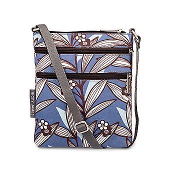 Nicky James Wildflower Blue Mini Crossbody Bag