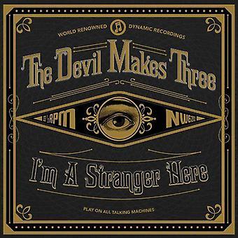 Devil Makes Three - I'm a Stranger Here [CD] USA import