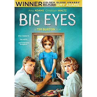 Stora ögon [DVD] USA import