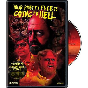 Your Pretty Face Is Going to Hell: Season One [DVD] USA import