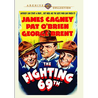 Fighting 69th [DVD] USA import