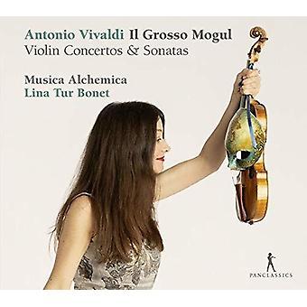Vivaldi / Bonet - Il Grosso Modul [CD] USA import