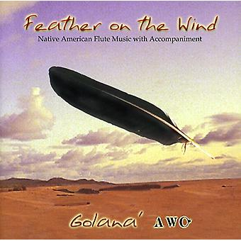 Golana - Feather on the Wind [CD] USA import