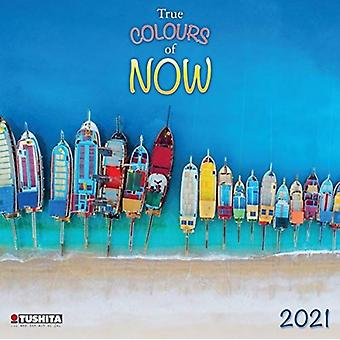TRUE COLOURS OF NOW 2021