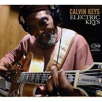 Calvin Keys - Electric Keys [CD] USA import
