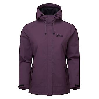 North Ridge Women's Aire Waterproof Jacket Purple