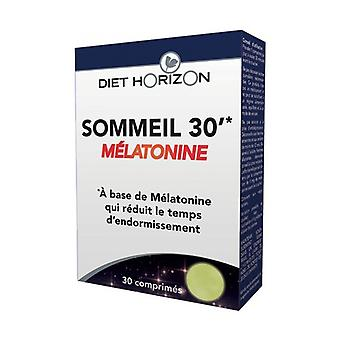 Sleep 30 'Melatonin 30 tablets