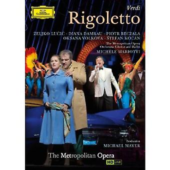 G. Verdi - Rigoletto [DVD] USA import