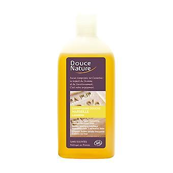 Marseille organic shower shampoo 300 ml