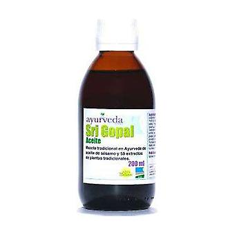 Sri Gopal Ayurvedic Oil 200 ml