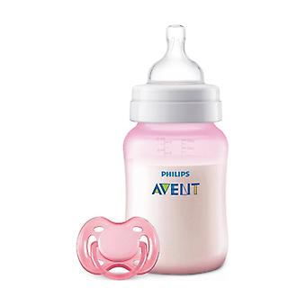 Anticolic Baby Bottle Gift Set SCD809 / 02 1m + 2 units