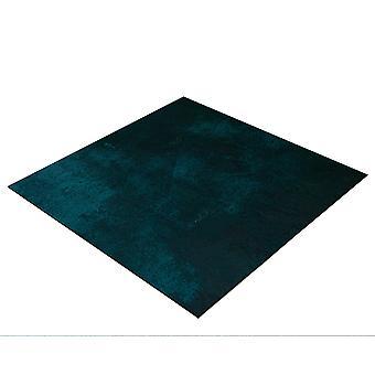 BRESSER Flatlay Baggrund til æglæggende billeder 40x40cm natursten Mørkeblå
